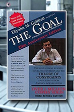 project management in the novel the goal by em golbott Chris has also created numerous free iphone and android apps, notably his jobs to do app and his daily happiness tips apphis book time management is available from amazon and most bookshops.
