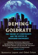 Deming and Goldratt: The Theory of Constraints and the System of Profound Knowledge by Domenico Lepore and Oded Cohen A Step-by-Step Guide to Implementing the Management Systems of W. Edwards […]