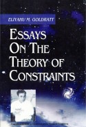 by Eliyahu M. Goldratt This collection of essays was originally published in The Journal on the Theory of Constraints. $19.95