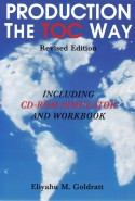 By Eliyahu M. Goldratt Through easy-to-read discussions, logical diagrams and an addictive computer CD simulator, this book will help you translate the contents of The Goal into workable procedures in...