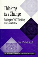 By Lisa J. Scheinkopf The book begins with an overview of the constraint-based perspective on systems and organizations, commonly referred to as the theory of constraints or synchronous management. The...