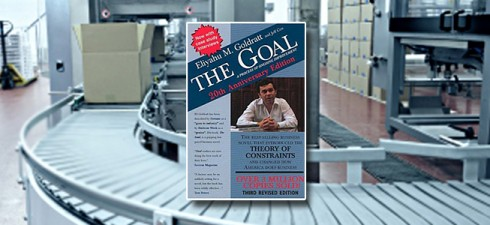 The Goal, 25th Anniversary Edition by Eliyahu M. Goldratt and Jeff Cox Written in a fast-paced thriller style, The Goal is the gripping novel which is transforming management thinking throughout...