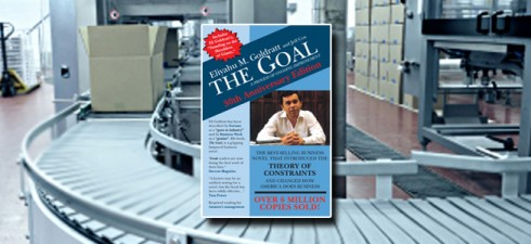 The Goal, 30th Anniversary edition by Eliyahu M. Goldratt and Jeff Cox Written in a fast-paced thriller style, The Goal, a gripping novel, is transforming management thinking throughout the world....