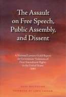 New Publication by Heidi Boghosian Foreword by Lewis Lapham A National Lawyers Guild Report on Government Violations of First Amendment Rights in the United States $10.00