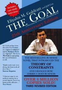 Eliyahu M. Goldratt Theory of Constraints